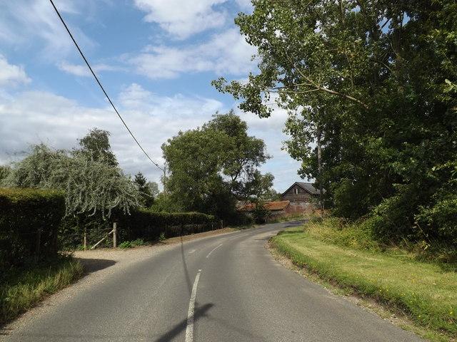 Dedham Road, Langham