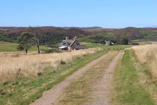 The picturesque hollow of Morness