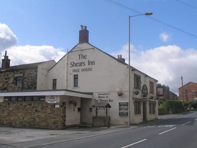 The Shears Inn, Liversedge