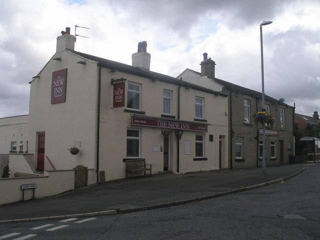 The New Inn, Roberttown