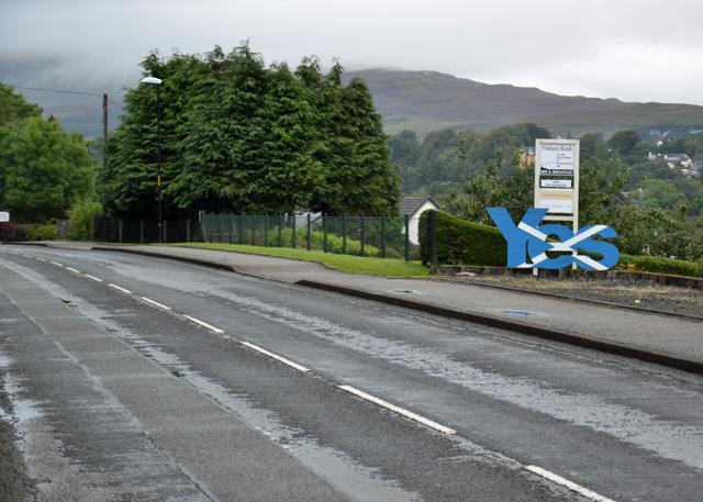 Yes Scotland 2014