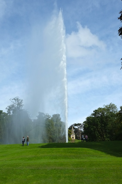 Stanway House Jet Fountain & Cascade Folly