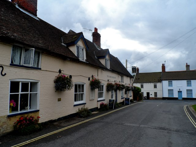 The King's Head pub, Orford