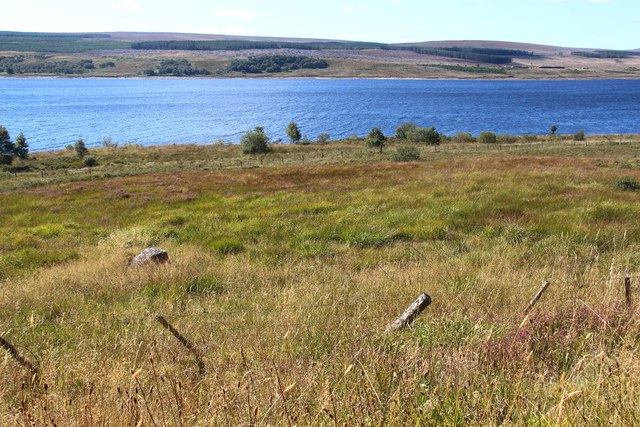 Loch Shin from the A838