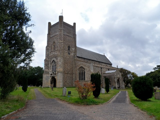 St Bartholomew's church, Orford