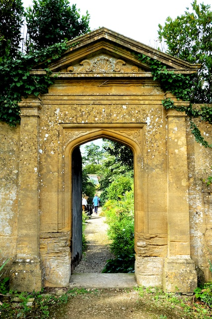 Stanway House Walled Garden Gate and Arch