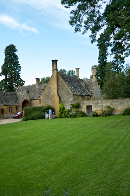 Stanway House Cottages