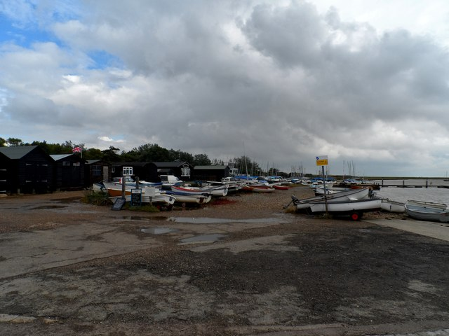 Harbour at Orford