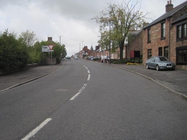 Auchinleck, Main Street