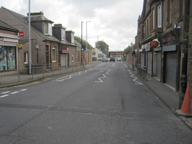 Auchinleck Main Street