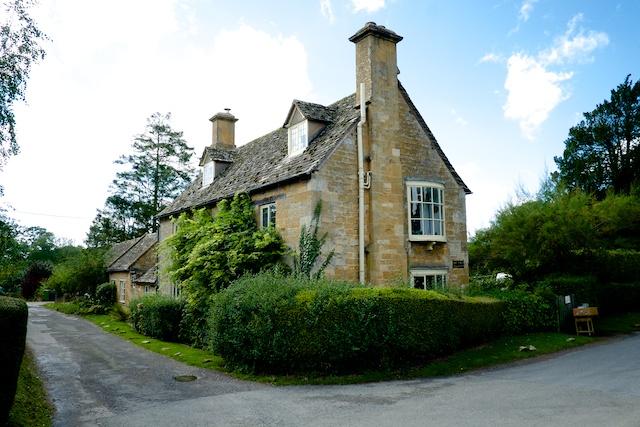 Stanway House Estate Cottage Starrys Cottage