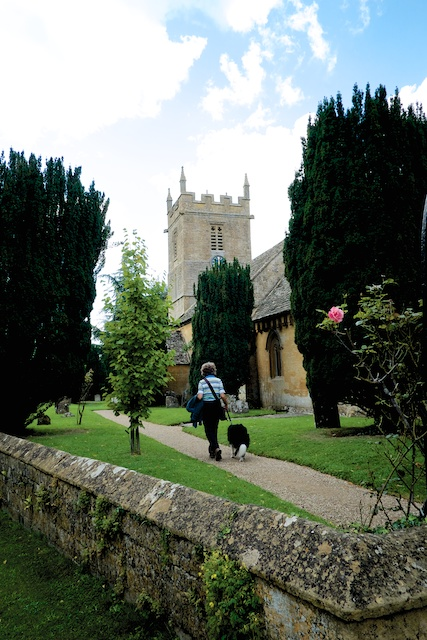 St Peter's Church Stanway House