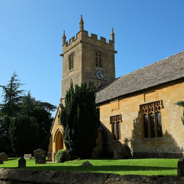 St Peter's Stanway House