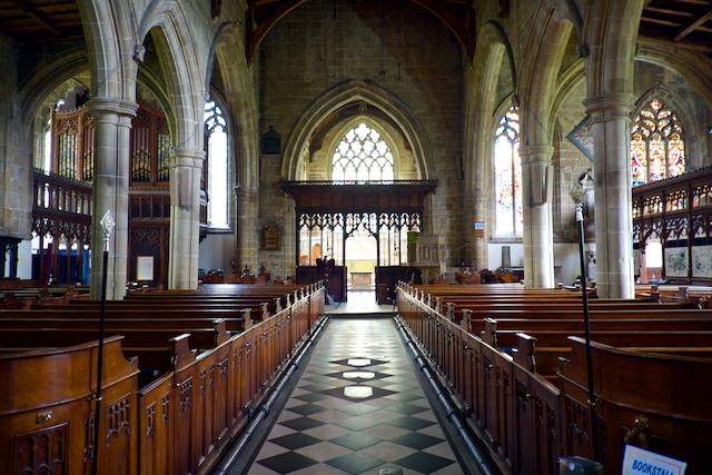 St. John the Baptist Tideswell West End