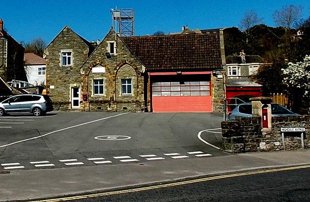 Clevedon Fire Station