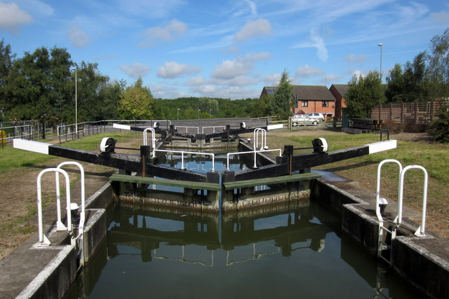 Locks at Moira
