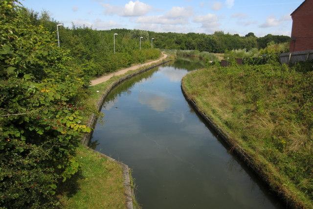 Ashby Canal at Moira