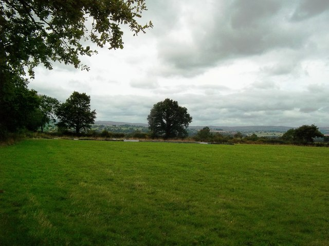 Field near Hurd's Barn