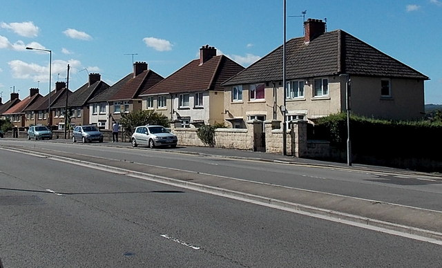 Malpas Road houses south of Westfield Drive, Newport