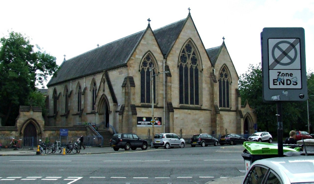 Sandyford Henderson Memorial Church