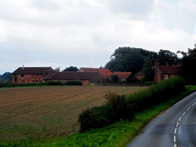 Buildings at Dunningworth Hall