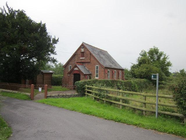 Chapel on Chapel Lane, Bradley Green