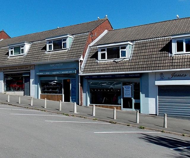 Parc Pantry, Larch Grove shops, Malpas, Newport