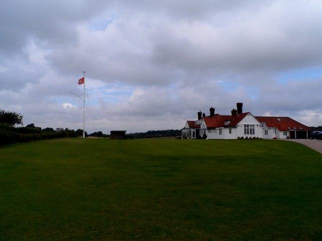 Golf Club, Aldeburgh