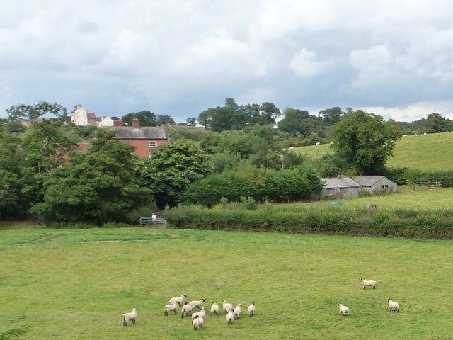 Brook House Farm, Wood End