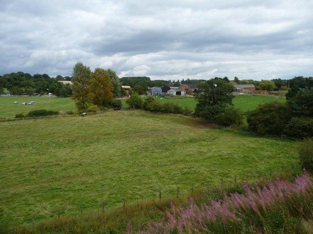 The Leasowes, Umberslade Farm Park