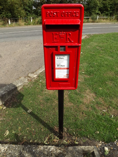 Gun Hill Postbox