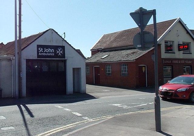 St John Ambulance Clevedon