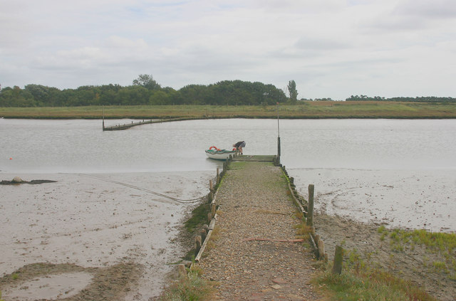 Butley Ferry