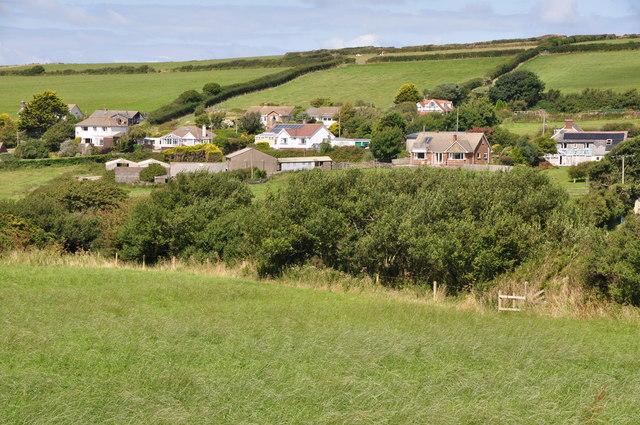 North Devon : Lincombe Scenery