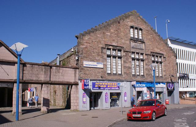 Rose Street Hall, Inverness