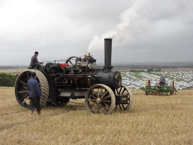 2014 Great Dorset Steam Fair