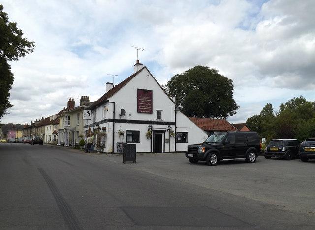 Lower Street & The Black Horse Public House
