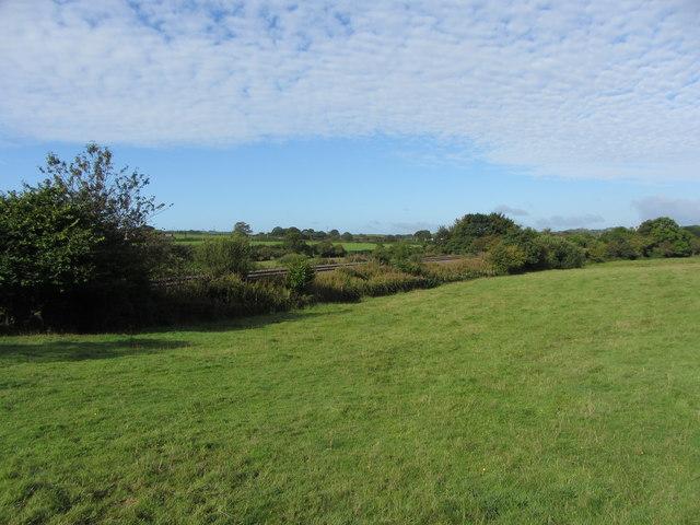 Fields near St. George's