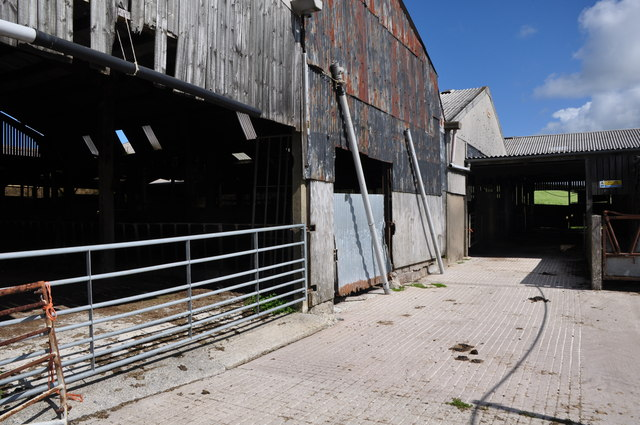 Lincombe : Whitestone Farm