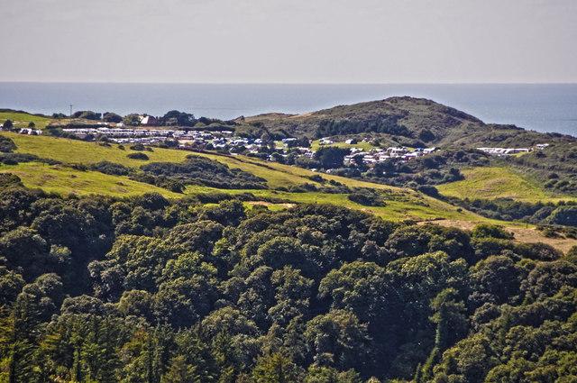 North Devon : Countryside Scenery