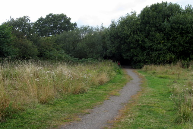 Path to Ashby Road