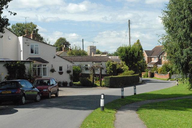 Church Lane, Saul