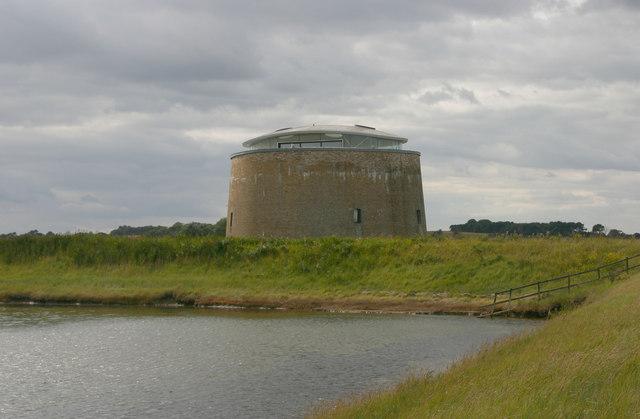 Martello Tower 'Y', Alderton
