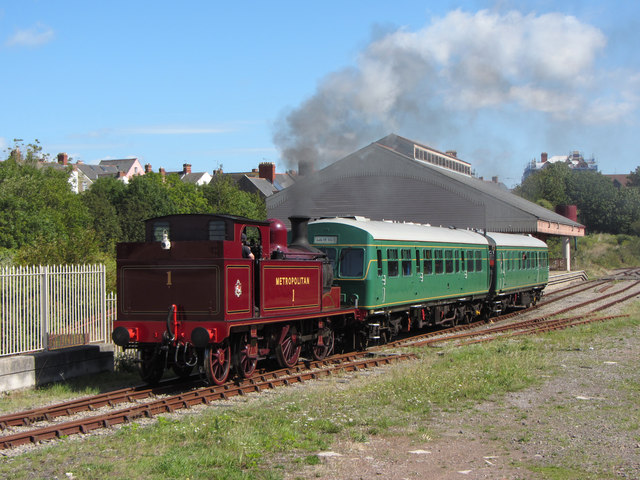 Barry Tourist Railway