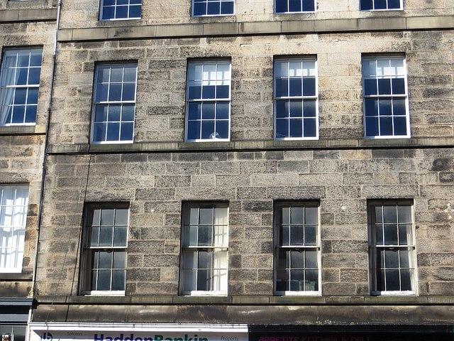 Windows, Howe Street