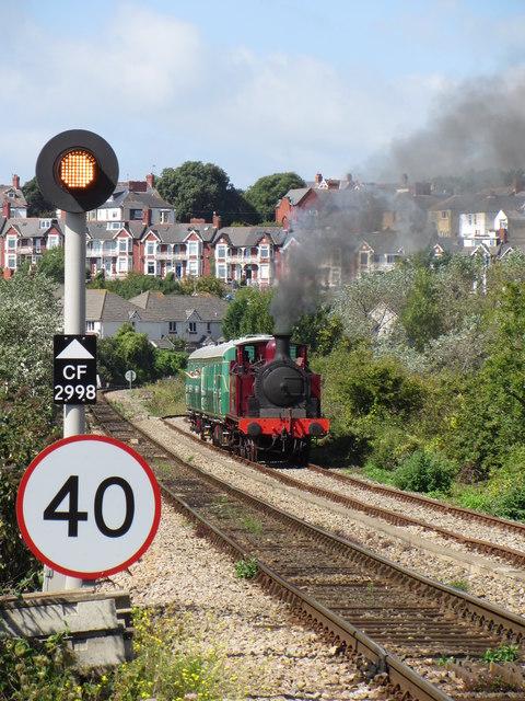 Barry Tourist Railway