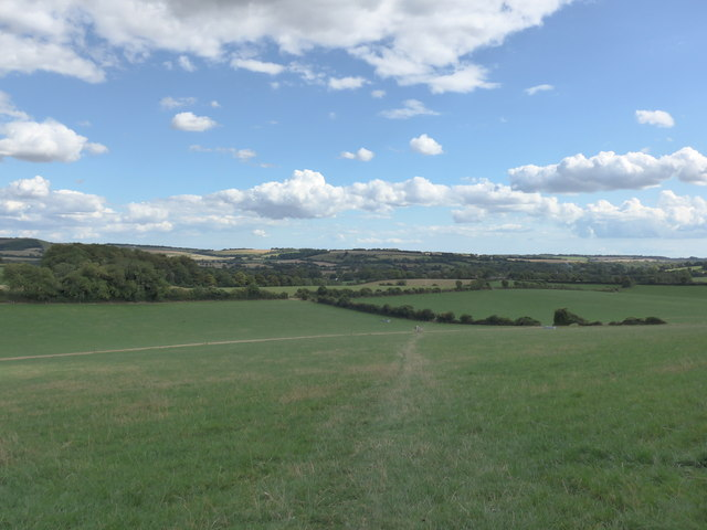 South Downs Way, Winchester to Exton (179)