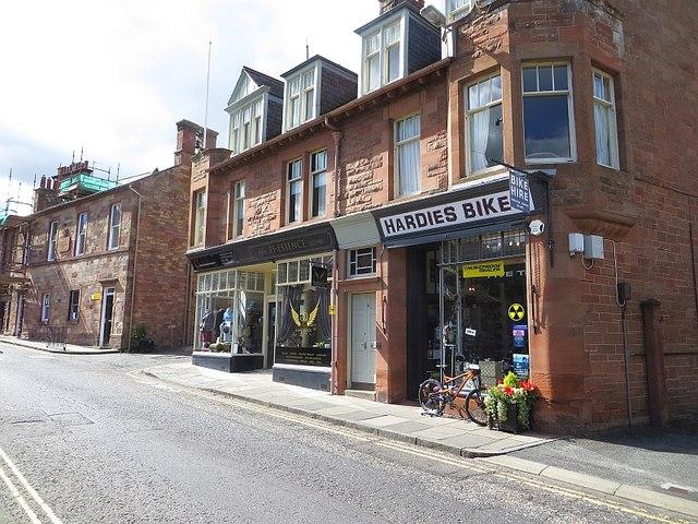 Abbey Street, Melrose