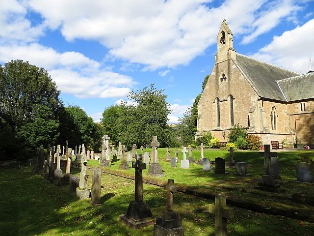 Holy Trinity Church, Melrose