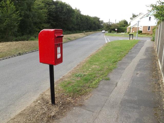 Higham Road &  Strickmere Postbox